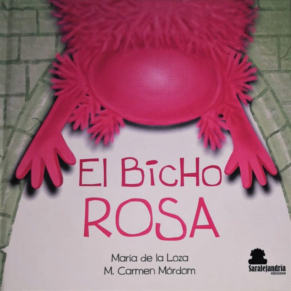 El Bicho Rosa Portada 1137x1137 - Regalos solidarios