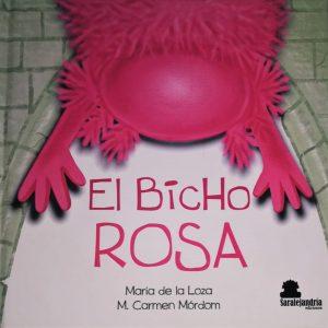 El Bicho Rosa Portada 300x300 - El Bicho Rosa