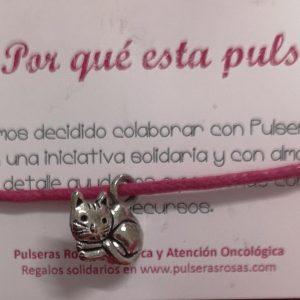 12. Gato 300x300 - Pulseras solidarias