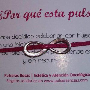 4. Infinito 300x300 - Pulseras solidarias