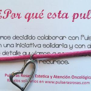 6. Corazon 300x300 - Pulseras solidarias