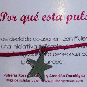 7. Estrella 300x300 - Pulseras solidarias